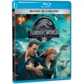 JURASSIC WORLD: ΤΟ ΒΑΣΙΛΕΙΟ ΕΠΕΣΕ 2D/3D/JURASSIC WORLD : FALLEN KINGDOM  2D/3D