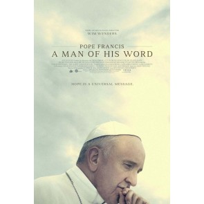 POPE FRANCIS: AMAN OF HIS WORD DVD