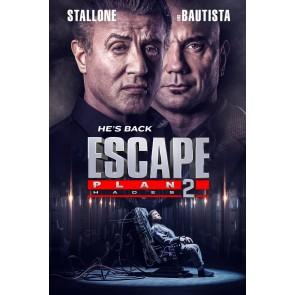 ΣΧΕΔΙΟ ΑΠΟΔΡΑΣΗΣ 2: ΑΔΗΣ DVD/ESCAPE PLAN 2: HADES DVD
