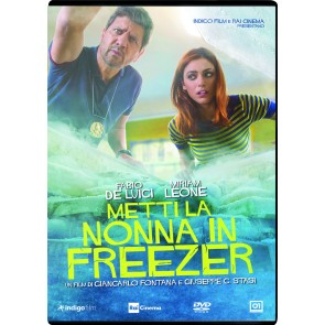 ΒΑΛΕ ΤΗ ΓΙΑΓΙΑ ΣΤΟ ΨΥΓΕΙΟ DVD/METTI LA NONNA IN FREEZER (PUT THE GRANDMA IN THE FREEZER)DVD