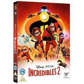 ΟΙ ΑΠΙΘΑΝΟΙ 2 DVD/INCREDIBLES 2 DVD