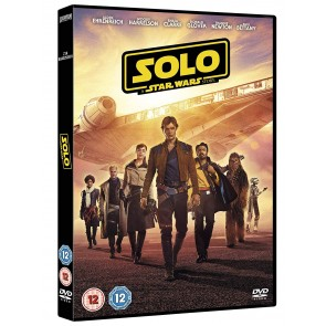 SOLO: A STAR WARS STORY (DVD) [S]
