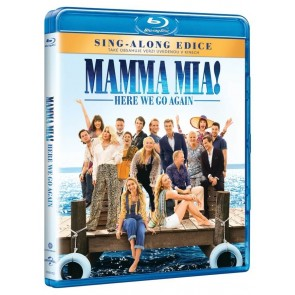 MAMMA MIA! HERE WE GO AGAIN BD