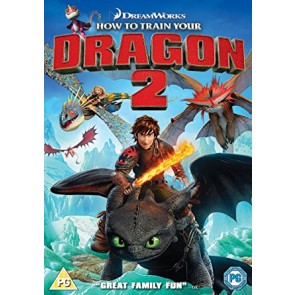 HOW TO TRAIN YOUR DRAGON  2 / ΠΩΣ ΝΑ ΕΚΠΑΙΔΕΥΣΕΤΕ ΤΟ ΔΡΑΚΟ ΣΑΣ 2