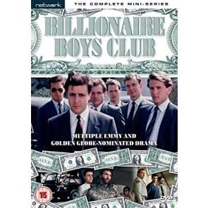 ΛΕΣΧΗ ΝΕΩΝ ΔΙΣΕΚΑΤΟΜΜΥΡΙΟΥΧΩΝ DVD/BILLIONAIRE BOYS CLUB DVD