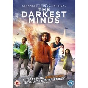 ΣΚΟΤΕΙΝΕΣ ΔΥΝΑΜΕΙΣ DVD/THE DARKEST MINDS DVD