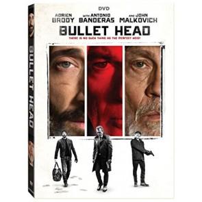 ΠΑΓΙΔΑ ΘΑΝΑΤΟΥ DVD/BULLET HEAD DVD