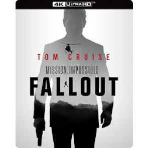 ΕΠΙΚΙΝΔΥΝΗ ΑΠΟΣΤΟΛΗ - Η ΠΤΩΣΗ (STEELBOOK)BD/MISSION: IMPOSSIBLE – FALLOUT (STEELBOOK)BD