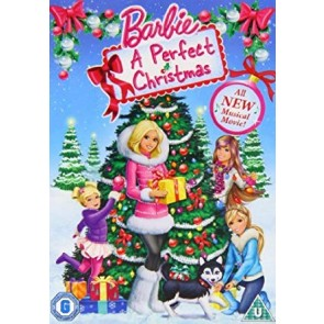 BARBIE ΤΑ ΠΙΟ ΓΛΥΚΑ ΧΡΙΣΤΟΥΓΕΝΝΑ DVD/BARBIE:A PERFECT CHRISTMAS DVD