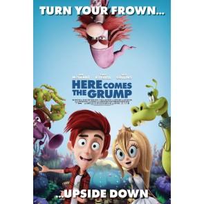 Ο ΓΚΡΙΝΙΑΡΗΣ DVD/HERE COMES THE GRUMP DVD