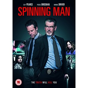 ΒΑΣΙΚΟΣ ΥΠΟΠΤΟΣ DVD/SPINNING MAN DVD