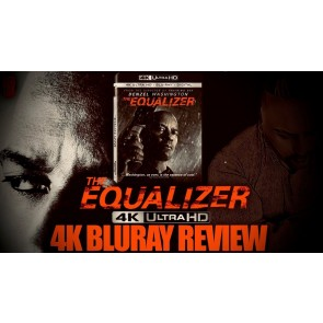 THE EQUALIZER 4K+BD