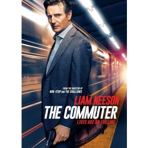 Ο ΕΠΙΒΑΤΗΣ DVD/THE COMMUTER DVD