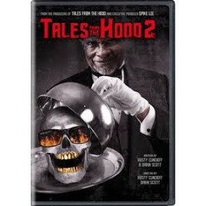 TALES FROM THE HOOD DVD