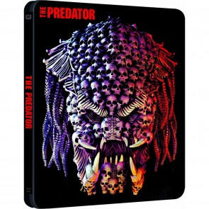 ΚΥΝΗΓΟΣ (STEELBOOK)/THE PREDATOR (STEELBOOK)