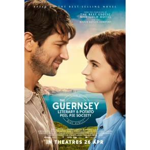 ΜΕ ΑΓΑΠΗ ΤΖΟΥΛΙΕΤ DVD/THE GUERNESEY LITERARY AND POTATO PEEL PIE SOCIETY DVD