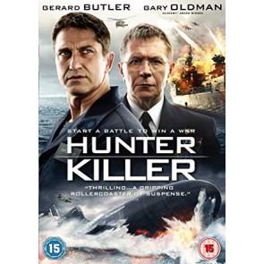 HUNTER KILLER DVD/HUNTER KILLER DVD