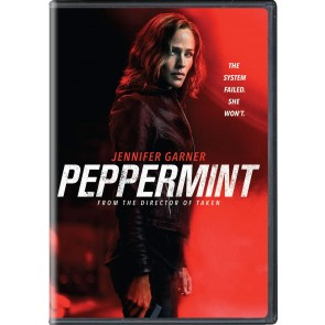 PEPPERMINT DVD