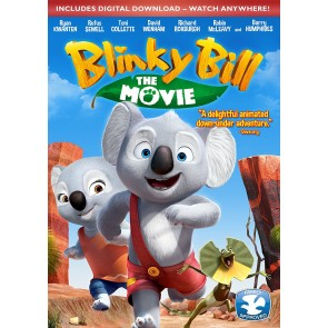 BLINKY BILL DVD