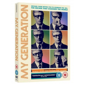 MY GENERATION DVD