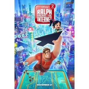 ΡΑΛΦ ΕΝΑΝΤΙΟΝ ΙΝΤΕΡΝΕΤ (DVD)/RALPH BREAKS THE INTERNET (DVD)