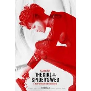 ΤΟ ΚΟΡΙΤΣΙ ΣΤΟΝ ΙΣΤΟ ΤΗΣ ΑΡΑΧΝΗΣ BD/THE GIRL IN THE SPIDER'S WEB BD