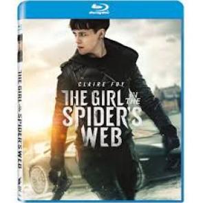 ΤΟ ΚΟΡΙΤΣΙ ΣΤΟΝ ΙΣΤΟ ΤΗΣ ΑΡΑΧΝΗΣ (UHD+BD)/THE GIRL IN THE SPIDER'S WEB (UHD+BD)