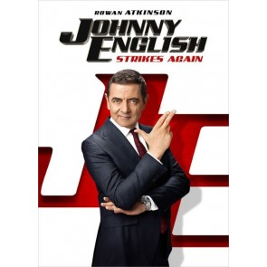 Ο JOHNNY ENGLISH ΞΑΝΑΧΤΥΠΑ DVD/JOHNNY ENGLISH STRIKES AGAIN DVD