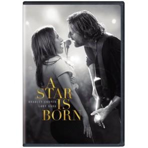 ΕΝΑ ΑΣΤΕΡΙ ΓΕΝΝΙΕΤΑΙ DVD/A STAR IS BORN DVD