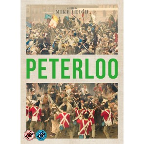 PETERLOO DVD