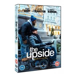 Η ΘΕΤΙΚΗ ΠΛΕΥΡΑ ΤΗΣ ΖΩΗΣ DVD/THE UPSIDE DVD