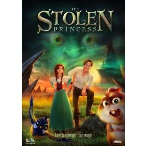 Η ΚΛΕΜΜΕΝΗ ΠΡΙΓΚΙΠΙΣΣΑ(DVD)/THE STOLEN PRINCESS (DVD)