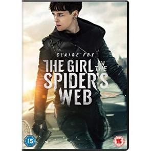ΤΟ ΚΟΡΙΤΣΙ ΣΤΟΝ ΙΣΤΟ ΤΗΣ ΑΡΑΧΝΗΣ(DVD) DVD/THE GIRL IN THE SPIDER'S WEB DVD
