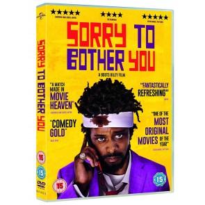 ΣΥΓΓΝΩΜΗ ΠΟΥ Σ' ΕΝΟΧΛΩ DVD/SORRY TO BOTHER YOU DVD
