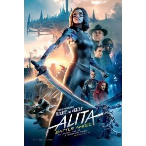ΑΛΙΤΑ:Ο ΑΓΓΕΛΟΣ ΤΗΣ ΜΑΧΗΣ DVD/ALITA:BATTLE ANGEL DVD