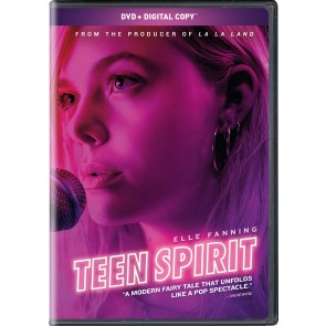 TEEN SPIRIT DVD