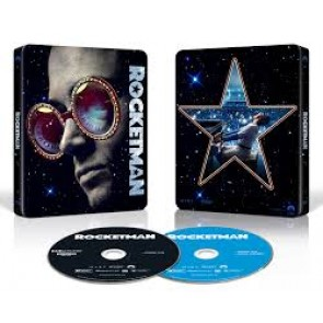 ROCKETMAN STEELBOOK STEELBOOK