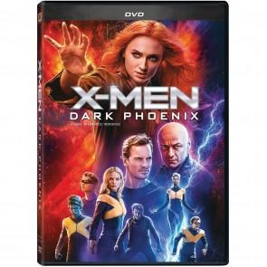 X-MEN: Ο ΜΑΥΡΟΣ ΦΟΙΝΙΚΑΣ DVD/X- MEN: DARK PHOENIX DVD