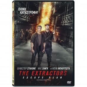 ΣΧΕΔΙΟ ΑΠΟΔΡΑΣΗΣ: ΠΡΟΣΩΠΙΚΗ ΥΠΟΘΕΣΗ DVD/ESCAPE PLAN: THE EXTRACTORS DVD