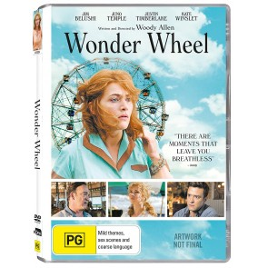 WONDER WHEEL DVD