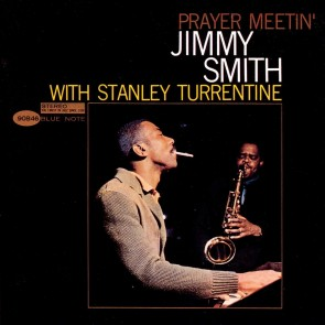 PRAYER MEETIN' JIMMY SMITH LP