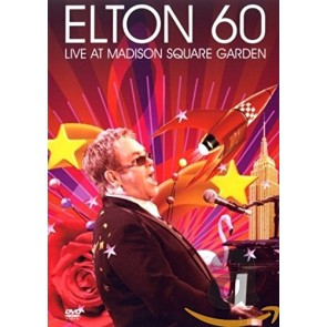 ELTON 60-LIVE AT MADISON