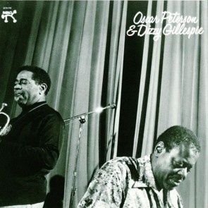 OSCAR PETERSON AND DIZZY G