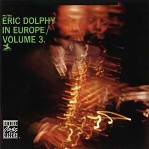 ERIC DOLPHY IN EUROPE V.3