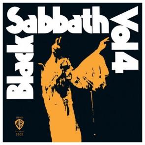 BLACK SABBATH VOL.4 CD