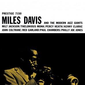 MILES DAVIS & THE MODERN J