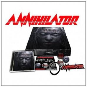 ANNIHILATOR LP+CD
