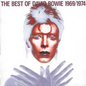 DAVID BOWIE-THE BEST OF 1969-1974