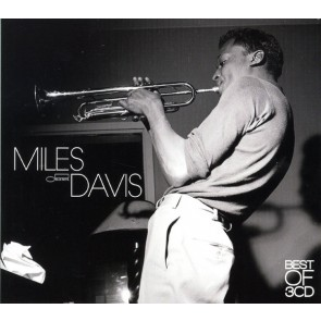 3CD BEST OF DIGIPACK MILES DAVIS