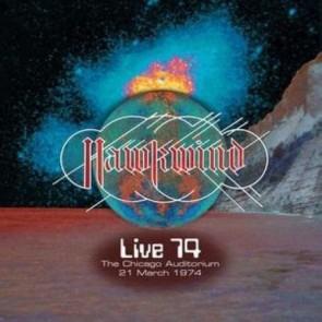 HAWKWIND LIVE'74